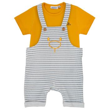 Textil Chlapecké Set Noukie's YOUSSEF Žlutá