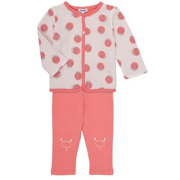Textil Dívčí Set Noukie's OSCAR Růžová