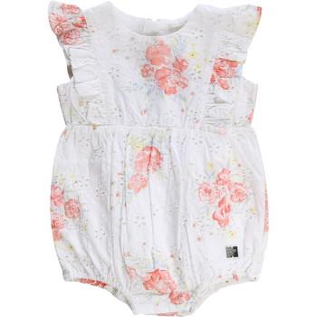 Textil Dívčí Overaly / Kalhoty s laclem Carrément Beau KAIS Bílá