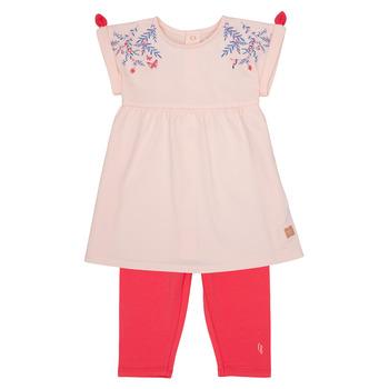 Textil Dívčí Set Carrément Beau AIMEE Růžová
