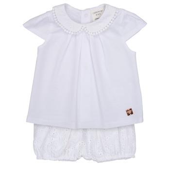Textil Dívčí Set Carrément Beau LORELLI Bílá