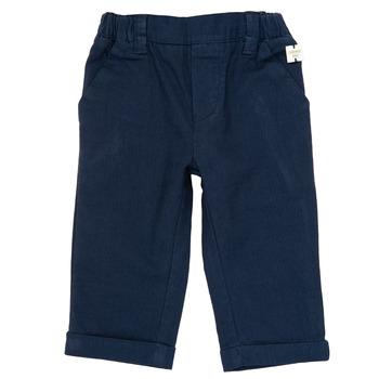 Textil Chlapecké Kapsáčové kalhoty Carrément Beau ORNANDO Modrá