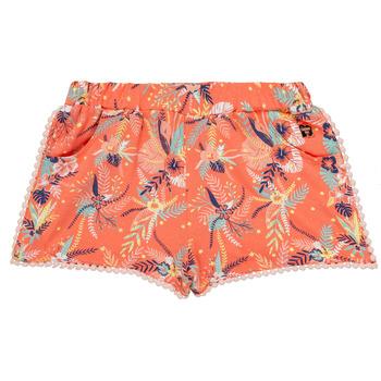 Textil Dívčí Kraťasy / Bermudy Carrément Beau ELENA Růžová