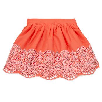 Textil Dívčí Sukně Carrément Beau REDA Růžová