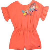 Textil Dívčí Overaly / Kalhoty s laclem Carrément Beau DAVID Růžová