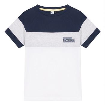 Textil Chlapecké Trička s krátkým rukávem 3 Pommes NORA Bílá