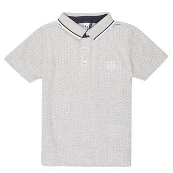 Textil Chlapecké Polo s krátkými rukávy 3 Pommes MADYSON Tmavě modrá