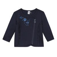Textil Dívčí Svetry / Svetry se zapínáním 3 Pommes TEVAI Modrá