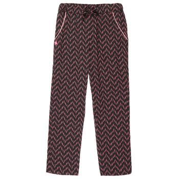 Textil Dívčí Kapsáčové kalhoty 3 Pommes ALICE Černá
