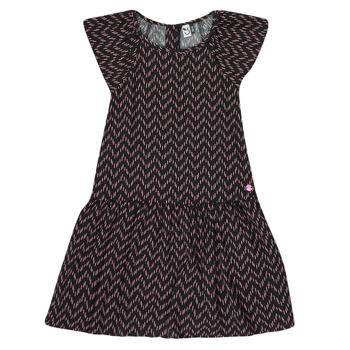 Textil Dívčí Krátké šaty 3 Pommes JULIE Černá
