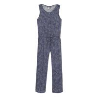 Textil Dívčí Overaly / Kalhoty s laclem 3 Pommes MELANIE Modrá