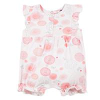 Textil Dívčí Overaly / Kalhoty s laclem 3 Pommes ELOISE Bílá