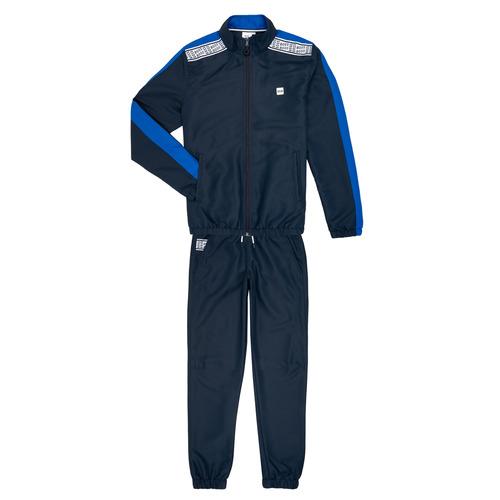 Textil Chlapecké Teplákové soupravy BOSS EVOLIO Modrá