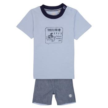 Textil Chlapecké Set Timberland AXEL Modrá