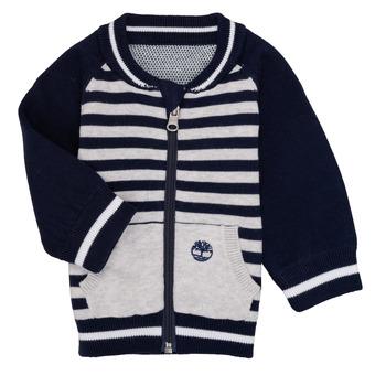 Textil Chlapecké Svetry / Svetry se zapínáním Timberland MATHEO