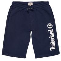 Textil Chlapecké Kraťasy / Bermudy Timberland OMAR Modrá