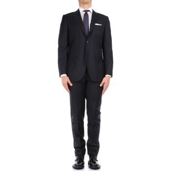 Textil Muži Obleky Kiton 0358181/7 Modrá