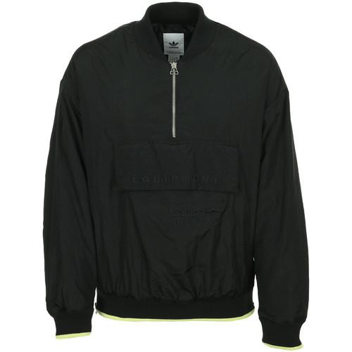 Textil Ženy Bundy adidas Originals EQT Jacket Wn's Černá