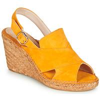 Boty Ženy Sandály Fericelli MARIE Žlutá