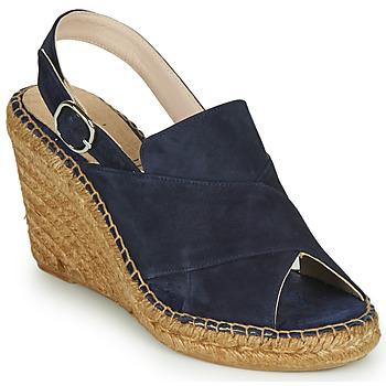 Boty Ženy Sandály Fericelli MARIE Tmavě modrá