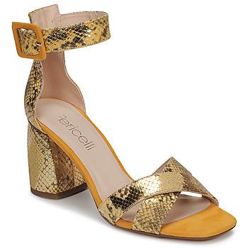 Boty Ženy Sandály Fericelli JEZI Žlutá