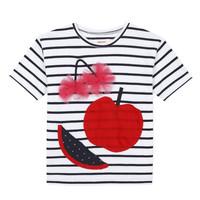 Textil Dívčí Trička s krátkým rukávem Catimini KUSY Bílá