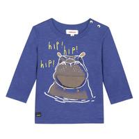 Textil Chlapecké Trička s krátkým rukávem Catimini MEYER Modrá
