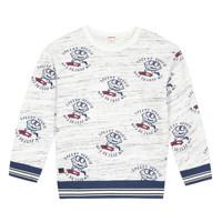 Textil Chlapecké Mikiny Catimini KATEL Bílá