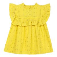 Textil Dívčí Halenky / Blůzy Catimini MAINA Žlutá
