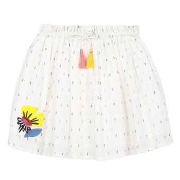 Textil Dívčí Sukně Catimini ALINA Bílá