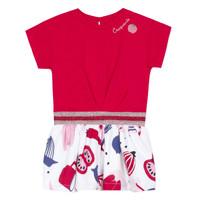 Textil Dívčí Krátké šaty Catimini DAMIANO Červená
