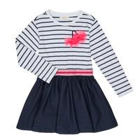 Textil Dívčí Krátké šaty Catimini BASILE Bílá