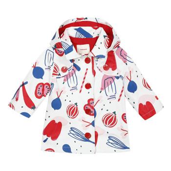 Textil Dívčí Parky Catimini THEOLIO Bílá