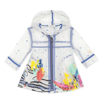 Textil Dívčí Parky Catimini SLOVANNA Bílá