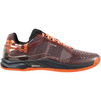 Boty Muži Multifunkční sportovní obuv Kempa Chaussures  Attack Pro Contender noir/orange fluo