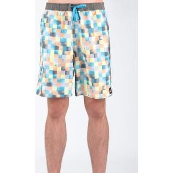 Textil Muži Kraťasy / Bermudy Quiksilver AQYJV00018-NGG6 Multicolor