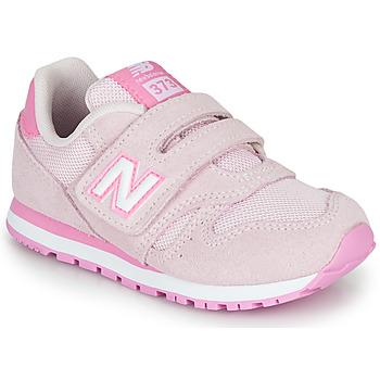 Boty Děti Nízké tenisky New Balance YV373SP-M Růžová