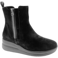 Boty Ženy Kotníkové boty Melluso MWR25611ne nero