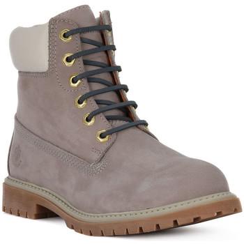 Boty Ženy Kotníkové boty Lumberjack CD017 ANKLE BOOT Grigio