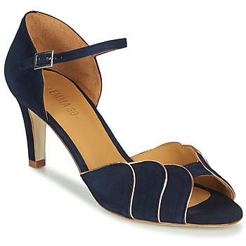 Boty Ženy Sandály Emma Go PHOEBE Tmavě modrá