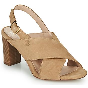 Boty Ženy Sandály Betty London MARIPOL Béžová