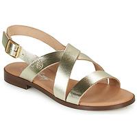 Boty Ženy Sandály Betty London MADISSON Zlatá