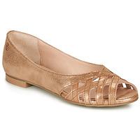 Boty Ženy Sandály Betty London MANDINE Zlatá