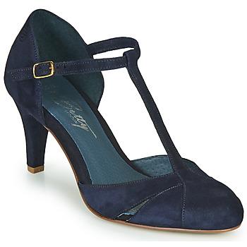 Boty Ženy Lodičky Betty London MANDETTE Tmavě modrá
