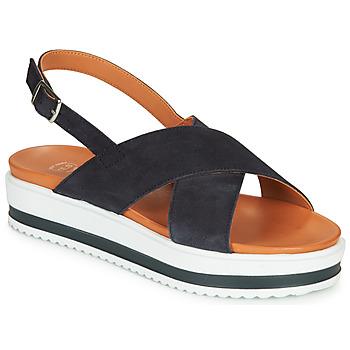 Boty Ženy Sandály Betty London MAFI Tmavě modrá