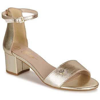 Boty Ženy Sandály Betty London INNAMATA Zlatá