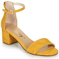 Boty Ženy Sandály Betty London INNAMATA Žlutá