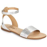 Boty Ženy Sandály Betty London GIMY Stříbrná