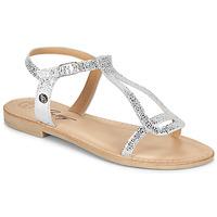 Boty Ženy Sandály Betty London MISSINE Stříbrná