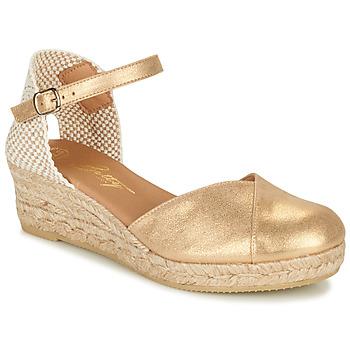 Boty Ženy Sandály Betty London INONO Zlatá